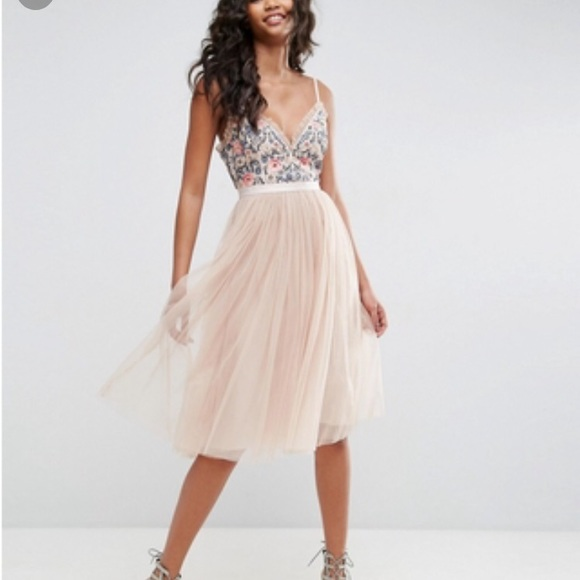 most fashionable discount coupon discover latest trends NWT NEEDLE & THREAD TULLE SKIRT, Size 6 ✨✨✨